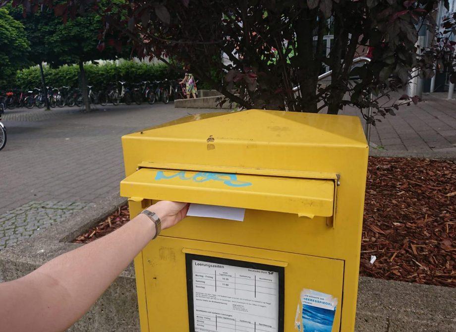 Mit Brieffreundschaften durch den Lockdown