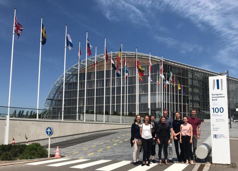Studienfahrt nach Luxemburg 2019