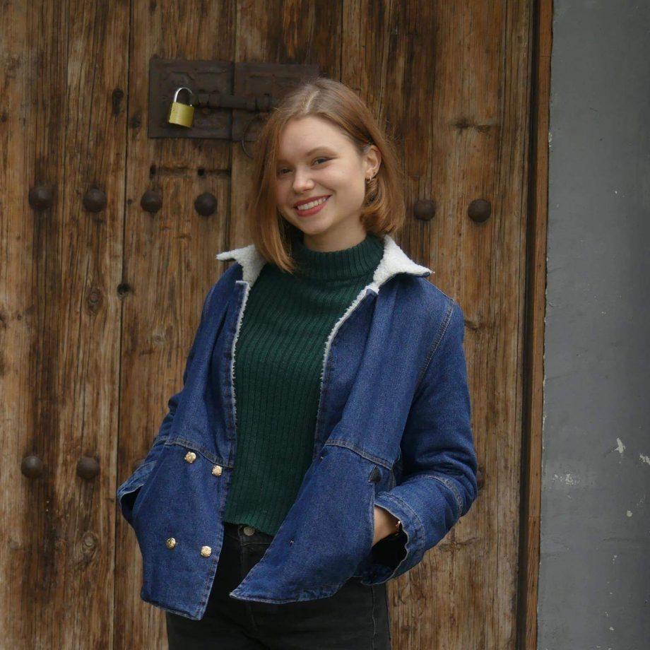 Marilen Martin (BA'18)
